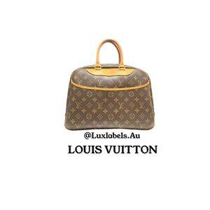 💯Authentic Louis Vuitton Deauville mono💕